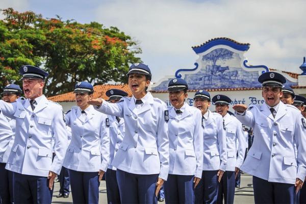 FAB abre 183 vagas para o Estágio de Adaptação à Graduação de Sargento