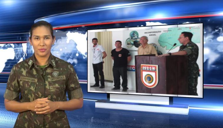 Destaques da Semana no Exército Brasileiro