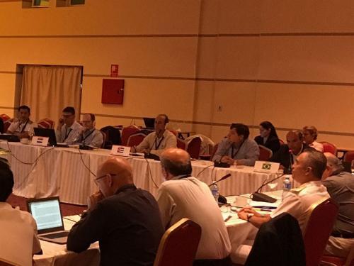DHN participa da 18ª Conferência da Comissão Hidrográfica da Mesoamérica e Mar do Caribe