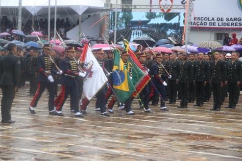 Escola de Sargentos das Armas realiza diplomação do CFS 2017