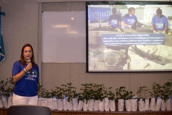 DECEA realiza seminário sobre Gestão de Resíduos