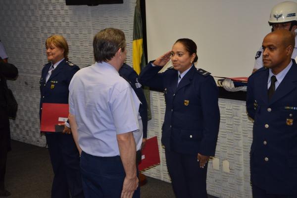 FAB celebra 76º aniversário de criação do Serviço de Saúde da Aeronáutica