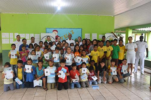 CFPN inicia a Operação Esperança do Pantanal