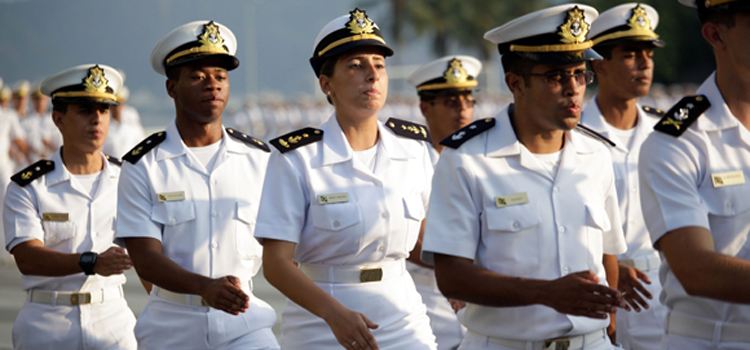 Marinha do Brasil ampliará participação das mulheres em seus Corpos e Quadros