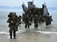 alunos fuzileiros navais