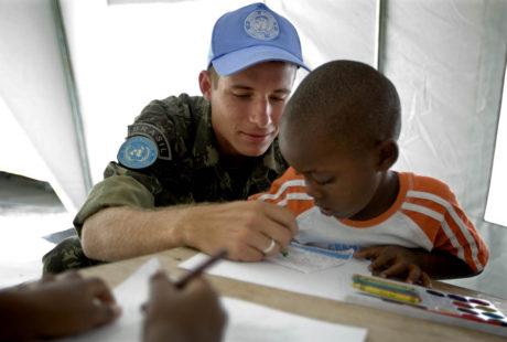 Brasil no Haiti: um país mais seguro e estável
