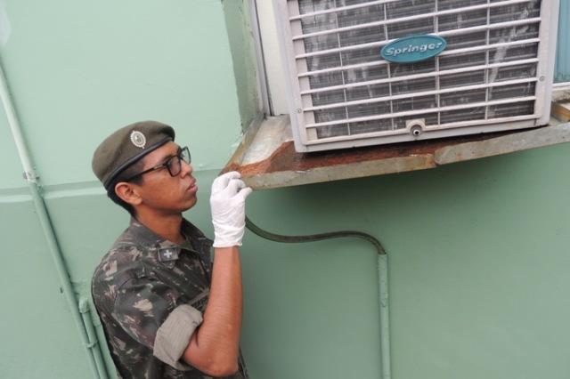 Dia Nacional de Combate ao Mosquito Aedes Aegypti