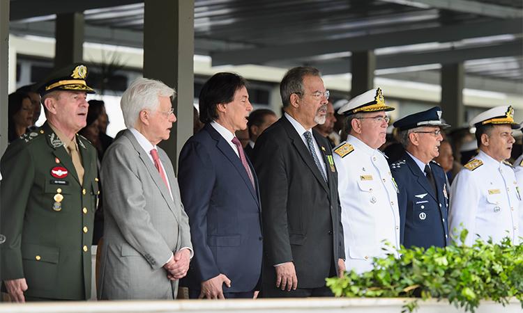Dia do Marinheiro em Brasília lembra os avanços da Marinha