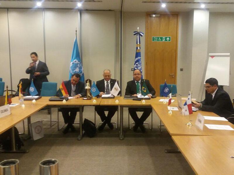 DPC participa de Reunião Extraordinária da ROCRAM em Londres