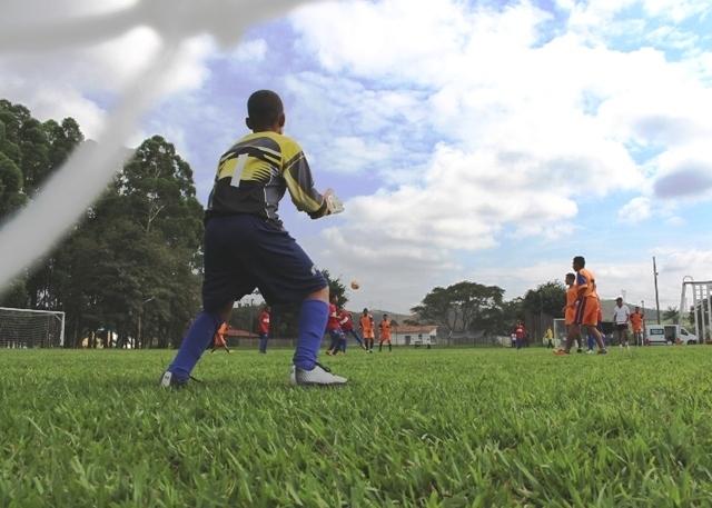 V Jogos do Programa Forças no Esporte reúne cerca de 350 crianças e adolescentes em Juiz de Fora