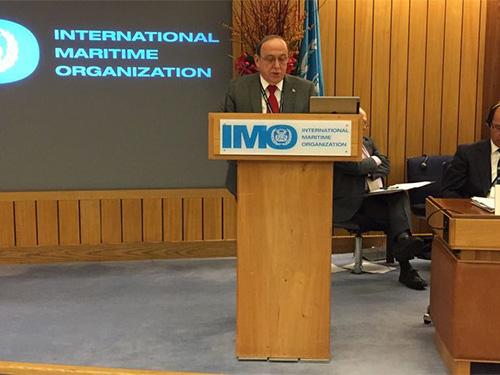 Brasil é reeleito para o Conselho da IMO