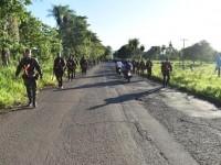 marcha 24 km exercito