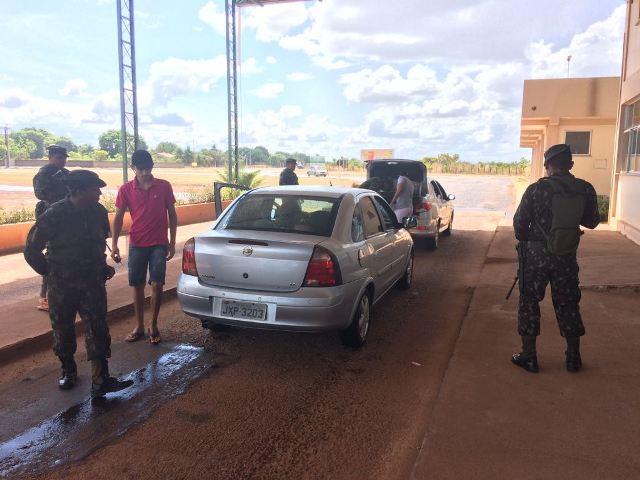 Exército deflagra Operação Forte São Joaquim II e realiza apreensões na área da 1ª Bda Inf Sl