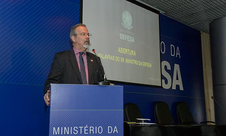 Ministro da Defesa abre a primeira reunião do GTI para os documentos estratégicos de Defesa 2020-2023
