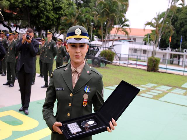 EsSLog realiza Solenidade de encerramento do Curso de Formação de Sargentos de Logística 2017