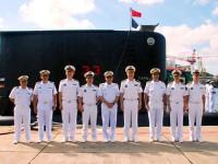 visita marinha china