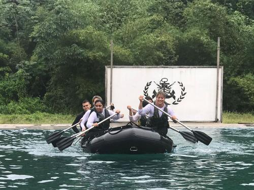 Voluntárias Cisne Branco Belém realizam o 1º Estágio de Vida na Selva