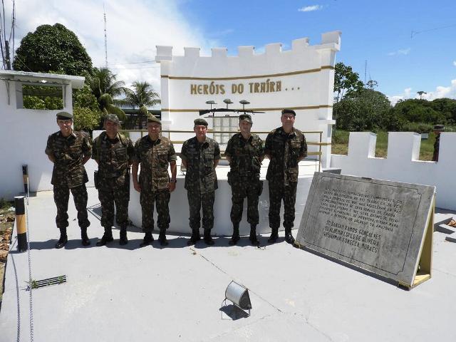 Chefe do Estado-Maior do Exército ressalta importância da vigilância cerrada do Exército na fronteira