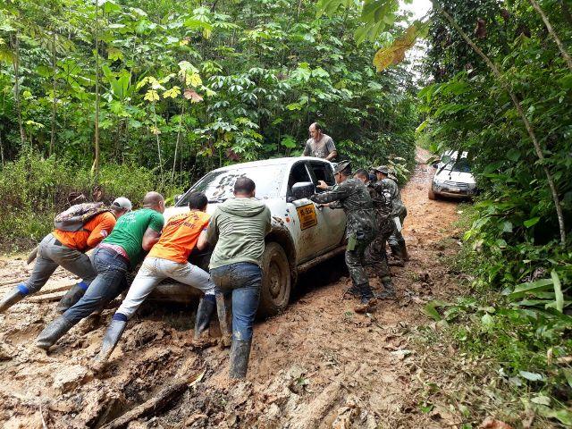 Prontidão e disponibilidade de militares são visíveis em mais uma Operação de Busca e Resgate na Amazônia