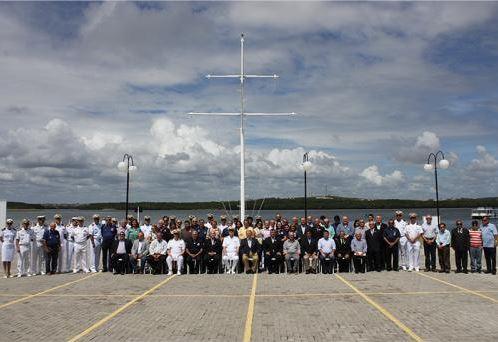Foto oficial do Encontro Regional da Sociedade dos Amigos da Marinha