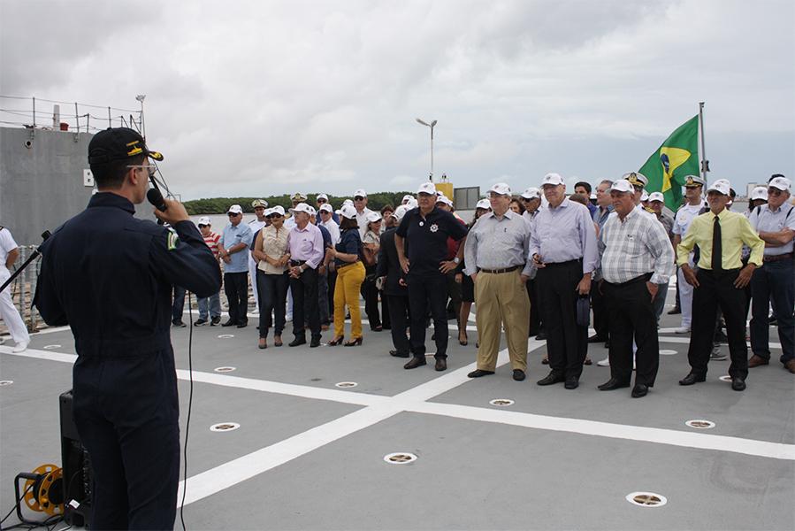 Com3ºDN sedia Encontro Regional da Sociedade dos Amigos da Marinha