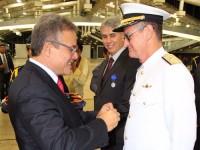 aniversario de belem marinha do brasil medalha