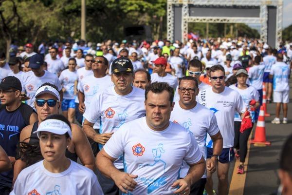 Corrida para a Paz reunirá atletas, militares e comunidade esportiva