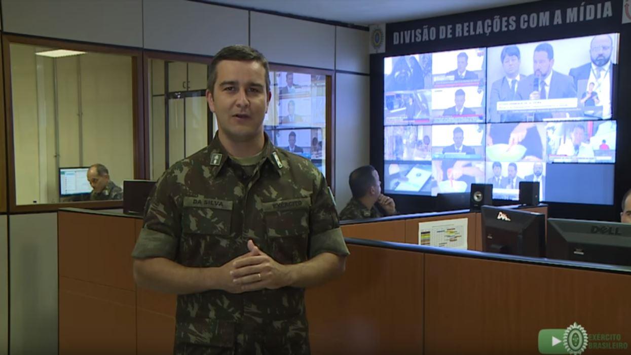 Destaques da semana do Exército Brasileiro