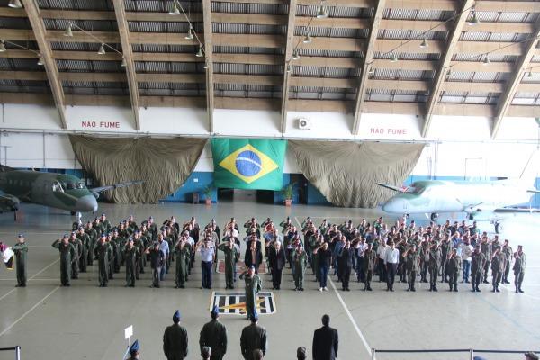Em processo de Reestruturação, FAB se despede do Esquadrão Carajá