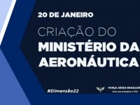 ministerio da aeronautica aniversario