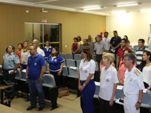 SOAMAR e Com6ºDN lançam o Programa Educação e Civismo no Pantanal