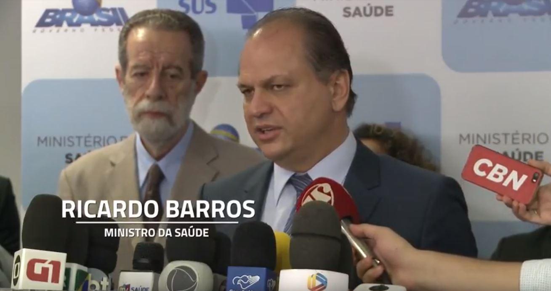 São Paulo, Rio de Janeiro e Bahia vão vacinar contra a febre amarela