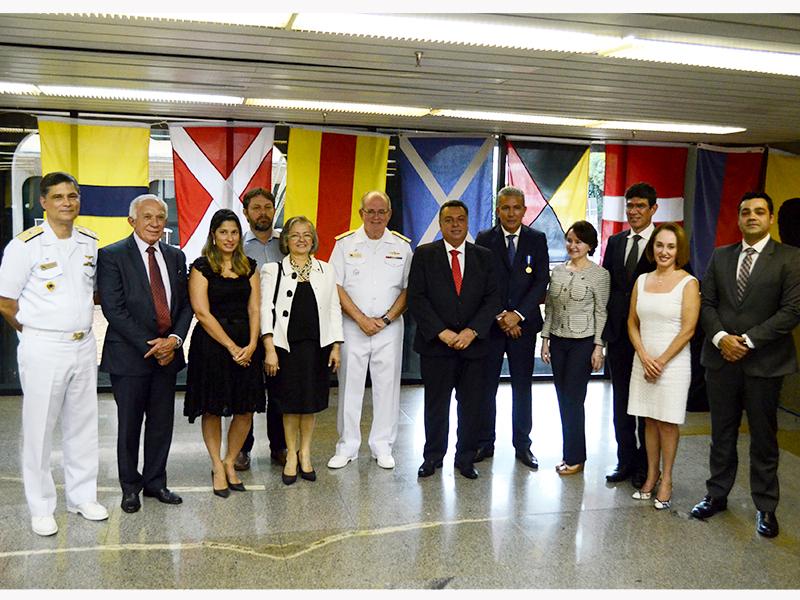 """Com7ºDN celebra acordos de cooperação para o projeto """"Eco Vila Naval"""""""