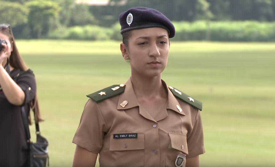 AMAN abre seus portões para a primeira turma de cadetes com mulheres
