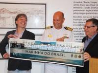 CPSP celebra 170 anos marinha