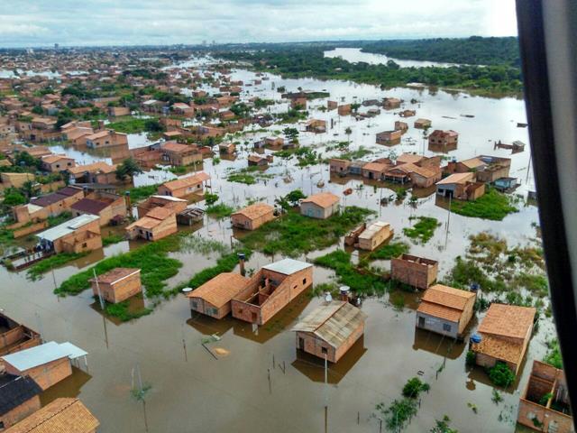 Com nível dos rios de Marabá subindo, Exército aumenta quantidade de militares para o apoio à população