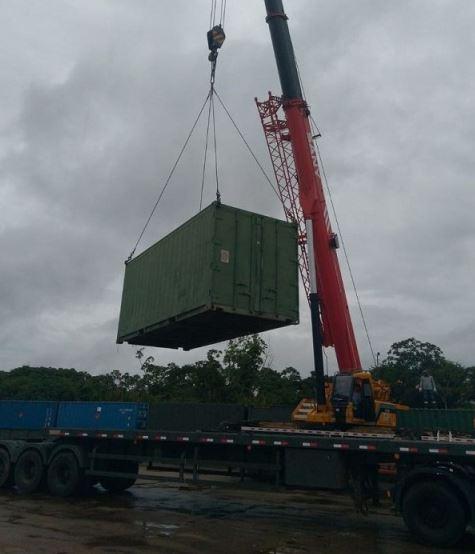 Precisão, eficiência e eficácia na logística foi fundamental para desmobilização do Exercício AMAZONLOG17