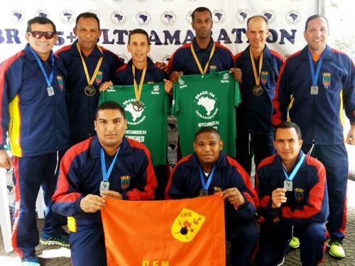 Equipe da FFE vence a Ultramaratona Brasil +135