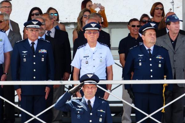 Ala 12 da FAB realiza passagem de Comando e recebe primeiras aeronaves do Esquadrão Orungan
