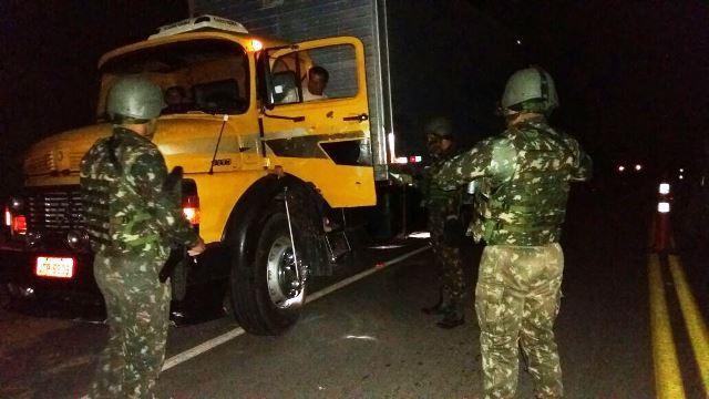 Exército mantém rigorosa fiscalização na fronteira Norte do Brasil, na atuação contra possíveis delitos