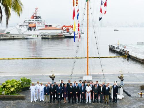 Diretoria de Hidrografia e Navegação sedia 9ª Reunião do Grupo de Trabalho de Infraestrutura