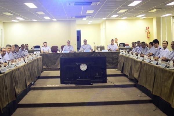Comando de Preparo reúne as 15 Organizações Militares subordinadas