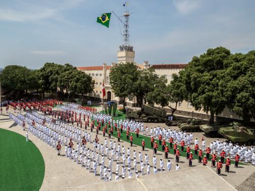 Corpo de Fuzileiros Navais comemora 210 anos