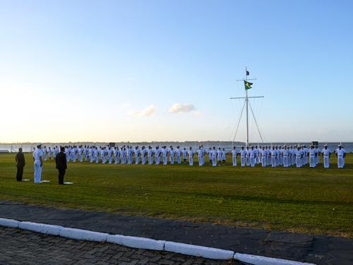 Comando do 5º Distrito Naval celebra o 70º aniversário de criação da Organização Marítima Internacional