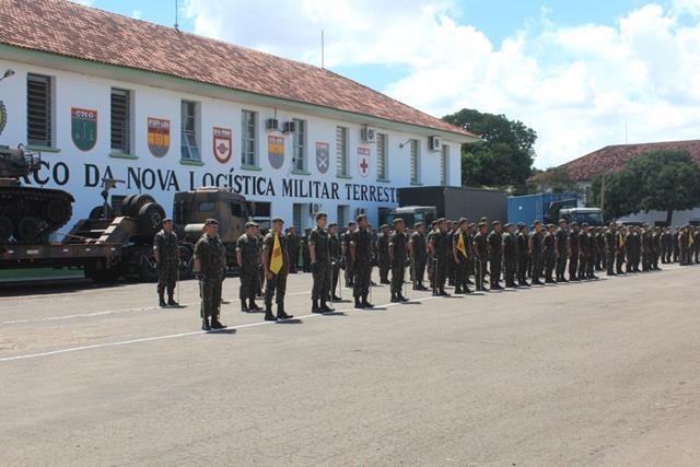 Solenidade alusiva ao 83º aniversário da organização militar