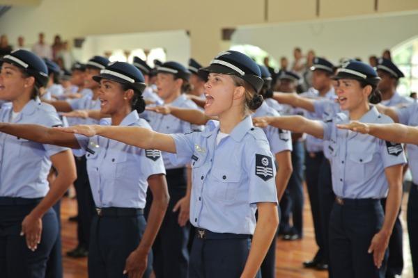 Inscrições para 869 vagas de sargento temporário encerram nesta sexta-feira (23/03)
