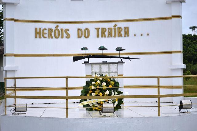 Heróis do Traíra: 27 anos se passaram, mas suas ações em defesa da Nação perduram na memória de todos.