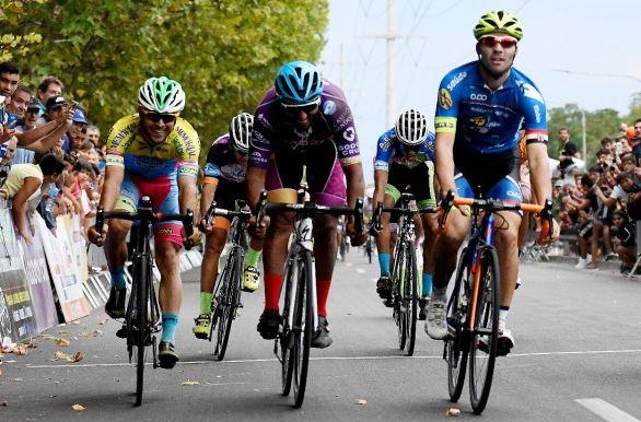 Atleta da FAB vence competição de ciclismo na Argentina