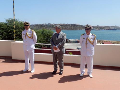 Cabo Verde tem novo Adido de Defesa, Naval, do Exército e Aeronáutico