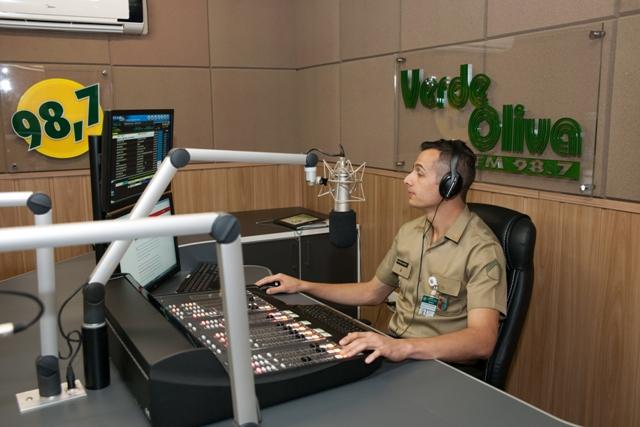 Com 37 anos, Centro de Comunicação Social do Exército é a ferramenta de informação sobre a Força.